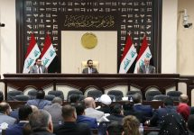البرلمان يعلن اسماء النواب الذين لم يؤدوا اليمين الدستوري