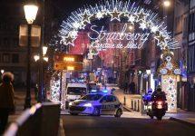 """ثلاثة قتلى و12 جريحاً في """"هجوم إرهابي"""" استهدف سوق الميلاد في شمال شرق فرنسا"""