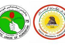 الكردستاني والوطني يبدآن جولة مباحثات جديدة لتشكيل حكومة الإقليم